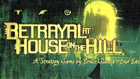 buy betrayal at the house on the hill betrayal at house on the hill board game overview youtube