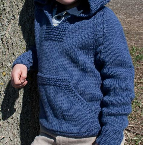 knit hoodie atherton the top no sew hoodie with cable trim for