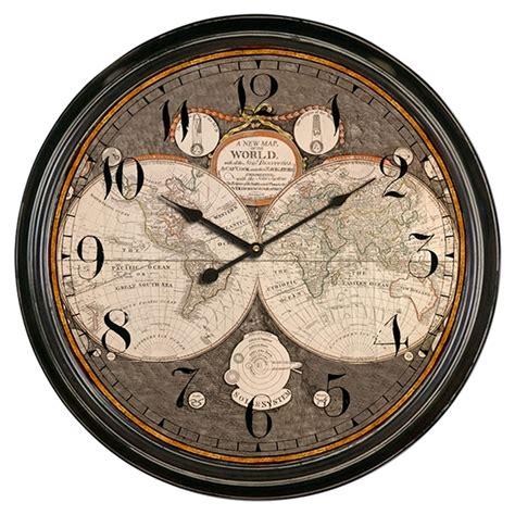 Horloge Murale Retro by Horloge Murale Geante Vintage 83cm Wwww Papaye Citron
