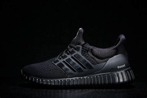 Adidas Running Ultra Yezzy Original adidas yeezy ultra boost homme chaussure tous noir