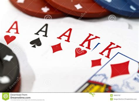 full house in poker poker hand of a full house stock photo image of chance 18920702