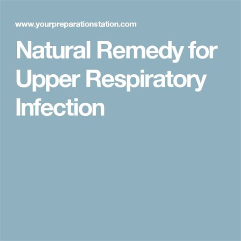 25 best ideas about respiratory infection on