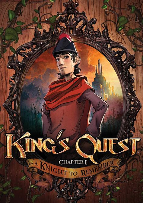 kings quest  knight  remember incelemesi sayfa