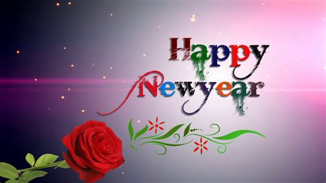 happy  year background slow motion animated whatsapp