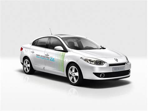 renault sedan fluence foto delantera renault fluence ze sedan 2011