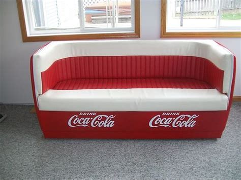 cooler couch coca cola couch coke sofa cooler