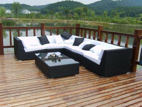 dekokissen garten 35 rattan sofa garten rattan sofas sind perfekt f 252 r ihre