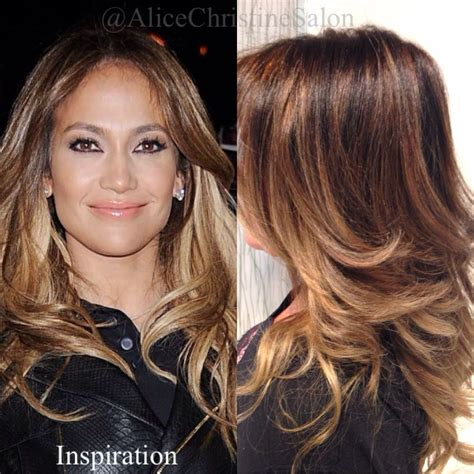 color mechas jennifer lopez 2016 jennifer lopez hair color highlights health beauty
