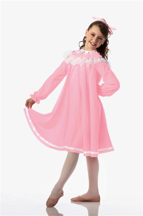 Anderson Bow Window clara nightgown only nutcracker peter pan dance costume