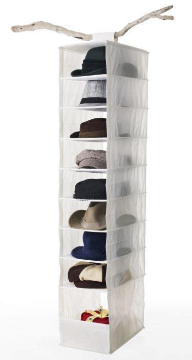Closet Hat Organizer by 17 Best Ideas About Hat Storage On Hat
