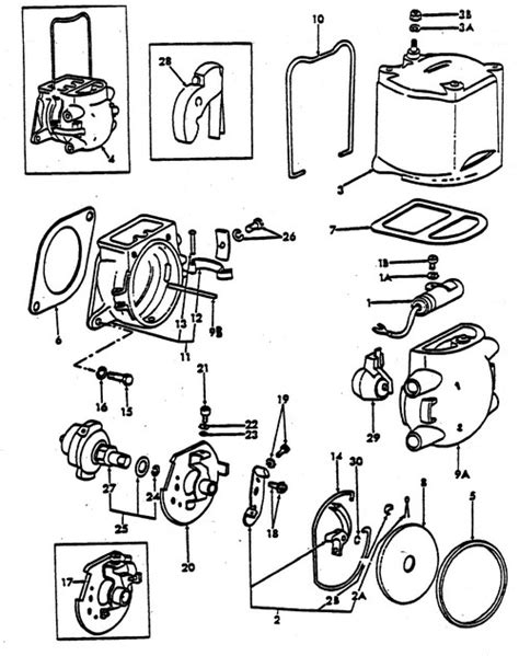 1952 ford tractor 8n 6 volt wiring diagram get free