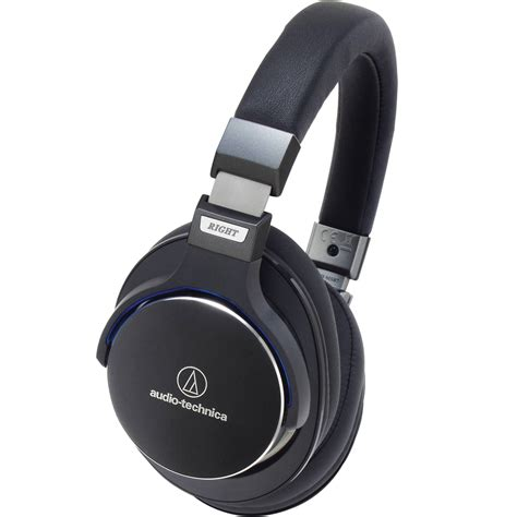 Jual Murah Audio Technica Ath Msr7 High Res Audio Headphones Bps0 audio technica consumer ath msr7 sonicpro ear ath msr7bk