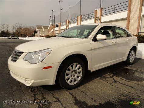 chrysler car white 2007 chrysler sebring sedan in stone white 514459