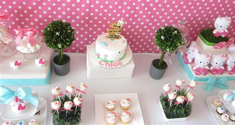 kitty birthday themes simplyiced party details hello kitty birthday party