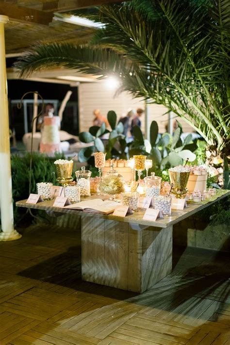 Stunning Laduree Themed Tuscany Wedding   MODwedding