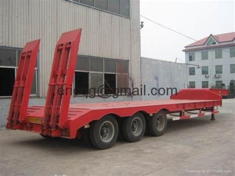 low bed semi trailer low bed trailer low bed semi