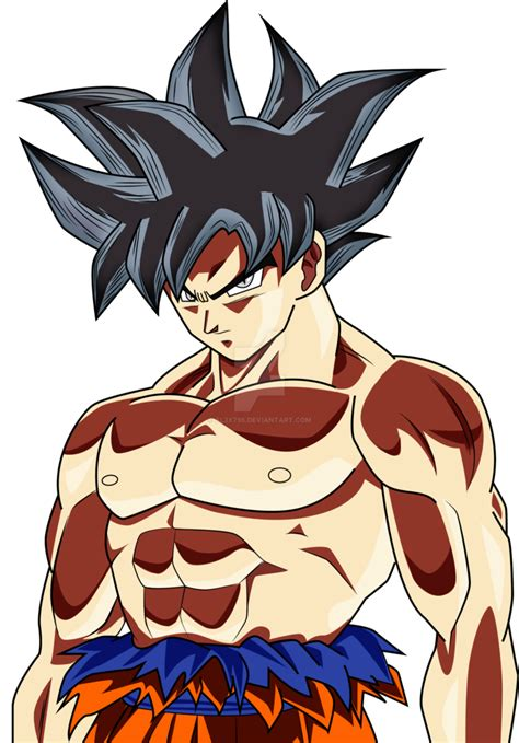 imagenes de goku limit breaker goku limit break dragon ball super new form by al3x796 on