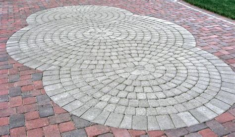 circle paver patio kits circle paver patio kits weilbacher landscaping paver