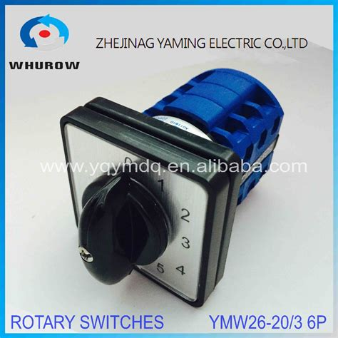 Fujitsu Rotary Switch 3 Pole 26 Step Silver Plated Contact Nos 2 Pcs lw26 ymw26 20 3 rotary switch 6 postion 0 5 690v 20a 2 pole universal changeover switch