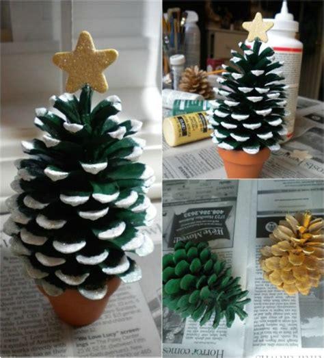 10 genius diy ways to transform pinecones into holiday