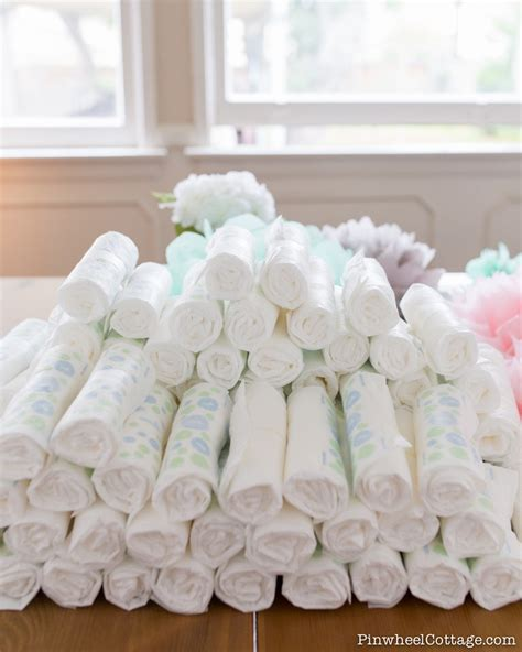 Tower For Baby Shower by Diy Cake Tower For A Baby Shower 187 Loganberry Handmade