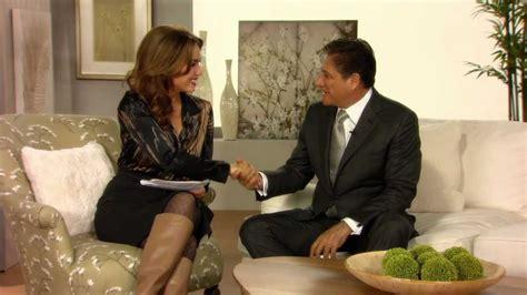 lisa robertson gma interview lisa robertson interviews dr perricone youtube