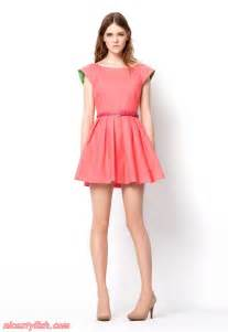 Summer dresses for teens 2014 trendy ladies clothes