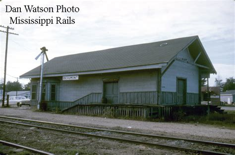 Beaumont Post Office by Mississippi Rails