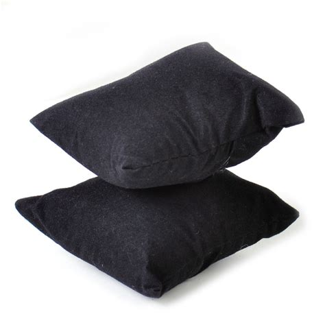 Holder Pillow by Black 5 Wrist Bracelet Display Pillow Cushion Holder Organizer New Ebay