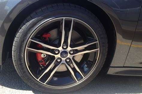 Ford Focus Wheels by Ford Focus Wheel Base