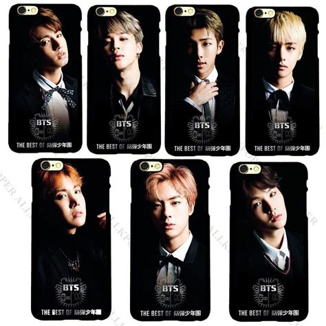 Casing Handphone Kpop Bts Jimin Yourself Hd 2 kpop bts cellphone the best of bangtan boys mobile shell phone cover jimin ebay