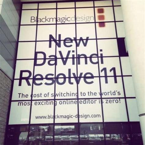 davinci resolve 11