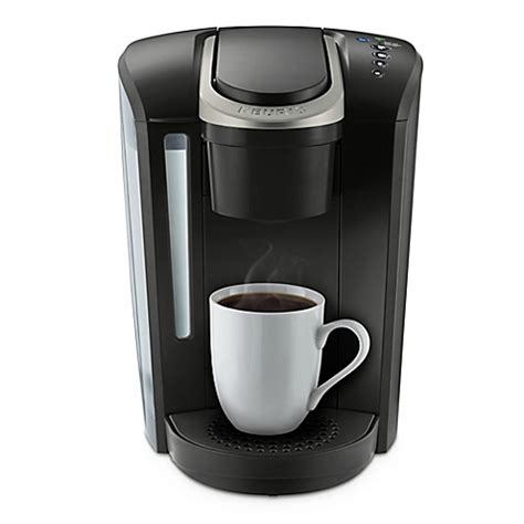 bed bath beyond keurig keurig 174 k select single serve k cup pod 174 coffee maker