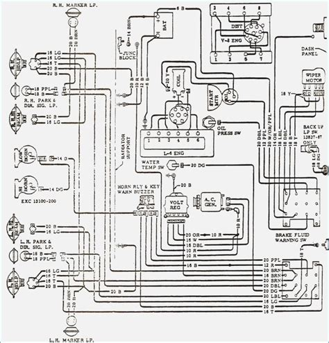 1972 chevelle wiring diagram subwaynewyork co