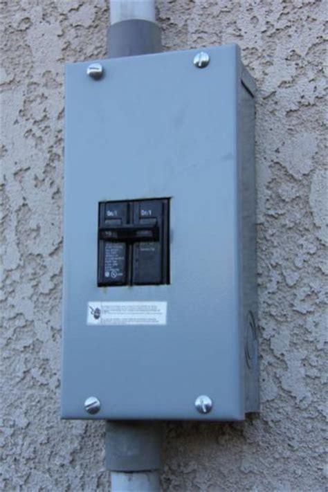 downgrading   amp subpanel doityourselfcom