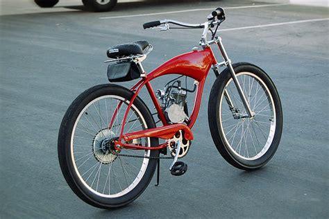 motor powered bicycle ducati cucciolo