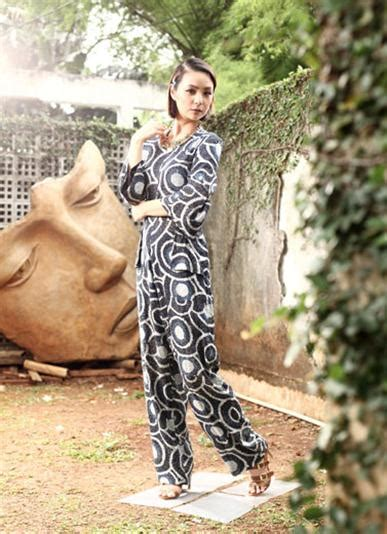 Kalung Batik 005 rekonstruksi batik