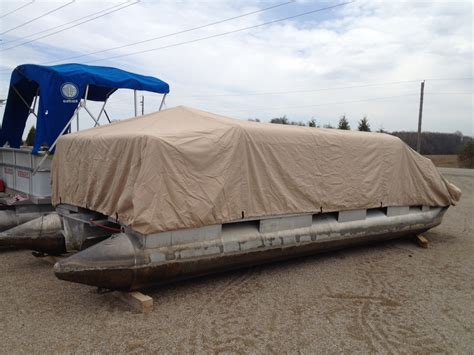 pontoon boat day covers pontoon cover 7 ocp boats