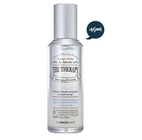 The Shop The Therapy Drop Anti Aging Serum the shop the therapy water drop anti aging