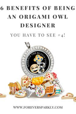 Benefits Of Origami - 6 benefits of being an origami owl independent designer