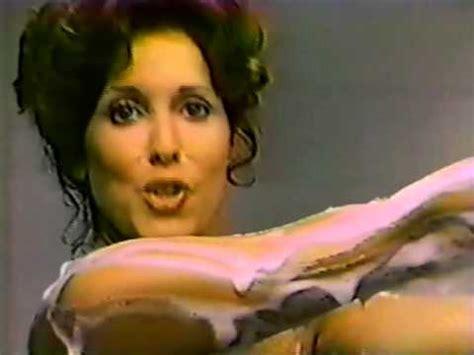 caress soap 1980 tv commercial