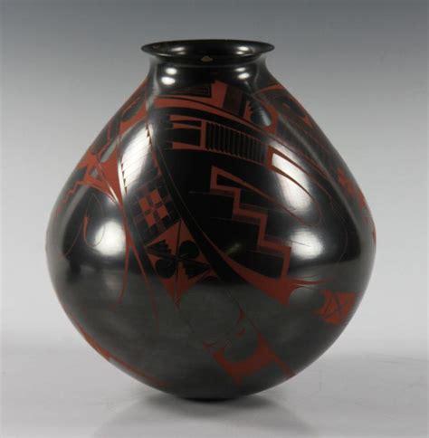 southwestern pottery vase