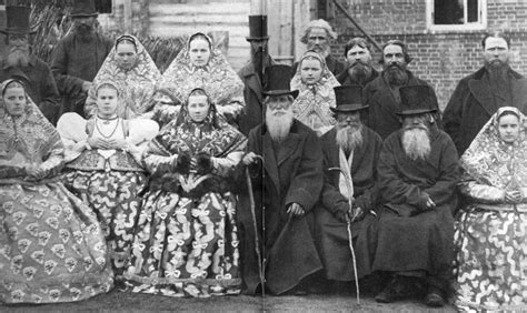 russian peasants 19th century russian peasants in festive clothes from nizhegoroskaya