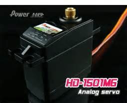 Power Supply 1501 1ere Analog power hd 1501mg standard servo gliders distribution