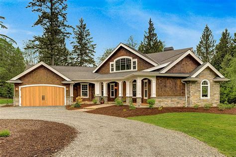 house planners dramatic craftsman house plan 23252jd architectural designs house plans