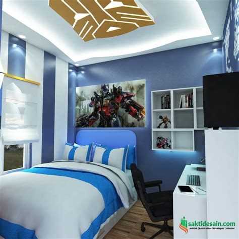 pil warna  kamar tidur menyenangkan sakti