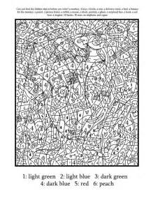 color by number adults free printable paint by numbers for adults coloring home