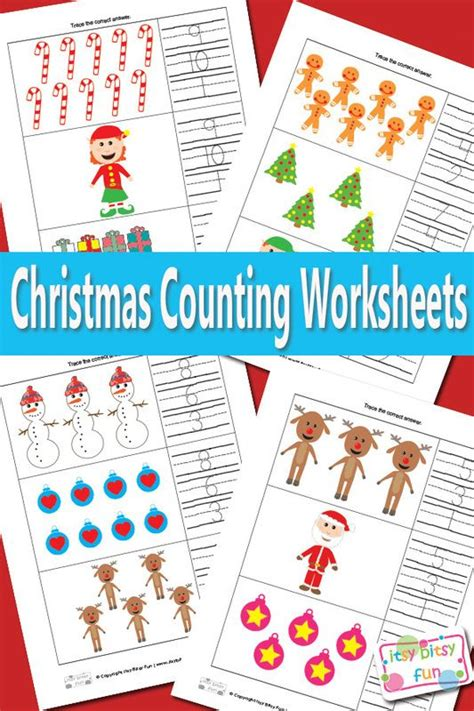 Collection of Christmas Maths Lesson Plans Ks1 Eyfs Ks1 Counting ...