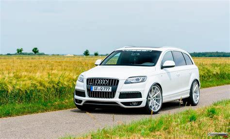 Audi Q7 Tuning by Tuning Audi Q7