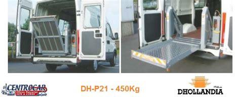 pedane per furgoni sponda idraulica automatica per furgoni 171 autofficina